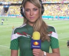 Mexican World Cup Reporter