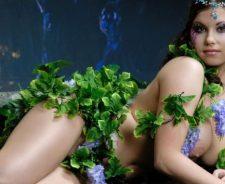 Mia Brunete Fantasy Hot Sexy Babe