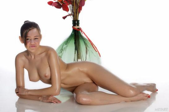 Miley Cyrus Naked Playboy