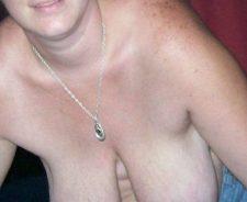 Milf big saggy tits