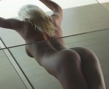 Model Naked Hot Ass Body Blonde Girl