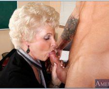 Mrs Jewell Mature Porn