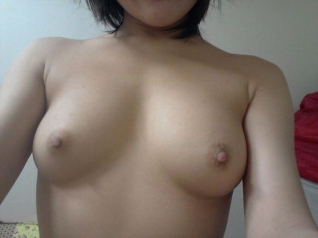 My Asian Ex Girlfriend Selfie