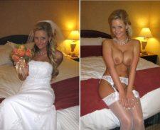 My Wife On Wedding Night