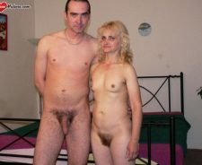 Naked Man And Woman Having Sex