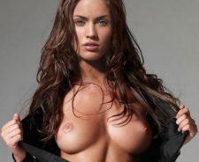 Naked Megan Fox Topless