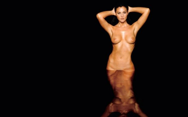 Naked Monica Bellucci Nude