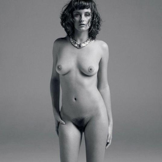 Naked Trish Goff Nude