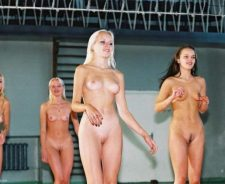 Naked Volleyball Players Nude