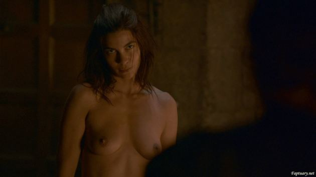 Natalia Tena Tits Nude Game Of Thrones Topless