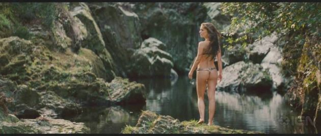 Natalie Portman Your Highness Nude
