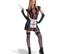 Naughty Nurse Halloween Costume