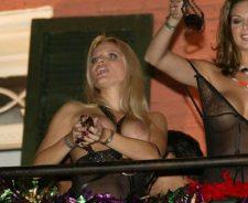 New Orleans Mardi Gras Nude Women