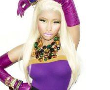 Nicki Minaj Starships
