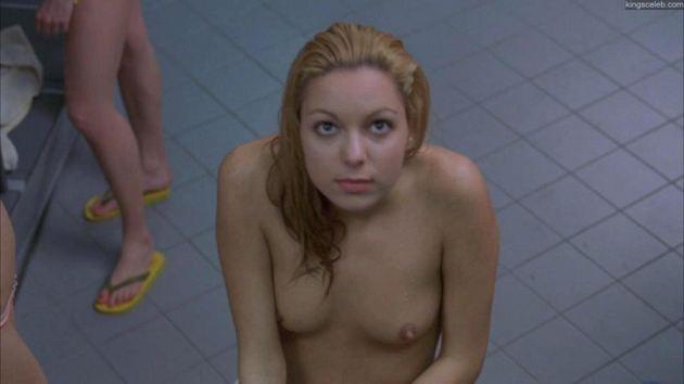 Nikki Sanderson Nude