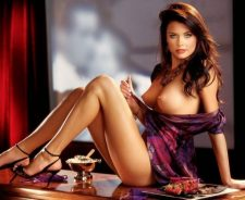 Nilsson Sandra Playboy Playmate