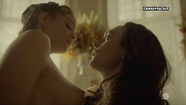 Nomie Schmidt Lesbian Sex Scene Big Sexy Boobs Nude