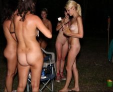 Nude Camping Part 2