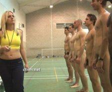 Nude Female College Athletes Cfnm