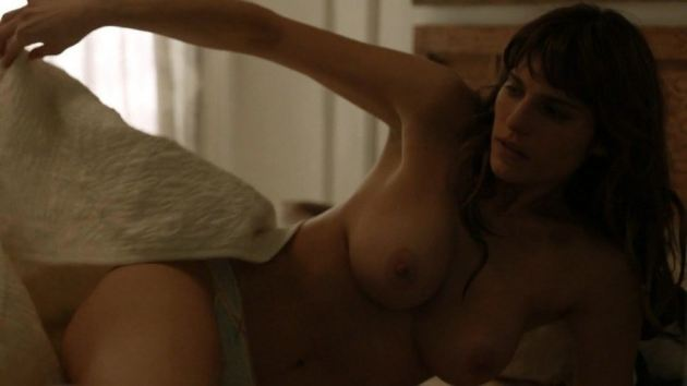 Nude Lake Bell Naked