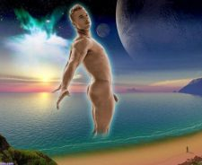 Nude Male Fantasy Art