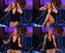 Nude On Howard Stern Show