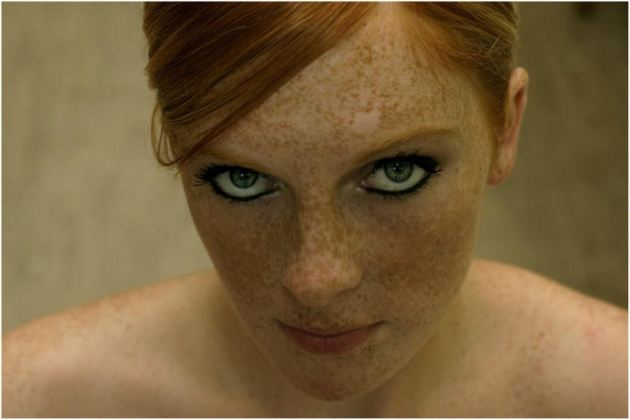 Naked With Freckles
