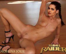 Nude Raider Angelina Jolie