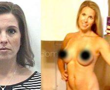 Nude School Teacher Jamie Climie
