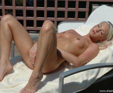 Nude Sunbathing Dream Kelly