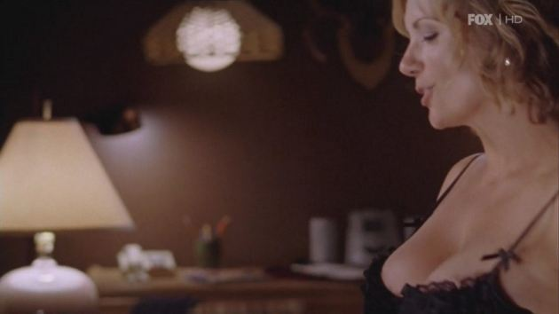 Nude Teryl Rothery The Guard