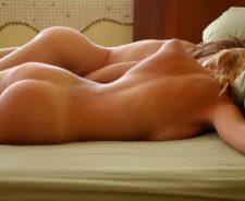 Nude Twins Luba Nadya Shumeyko