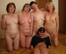 Older Women Sex Party