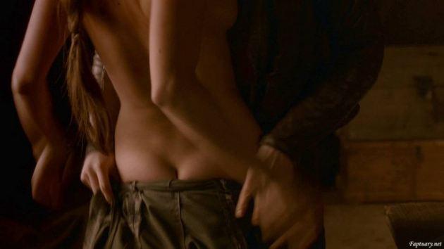 Oona Chaplin Game Of Thrones Sex Scene