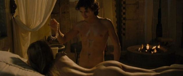 Orlando Bloom Troy Sex Scene