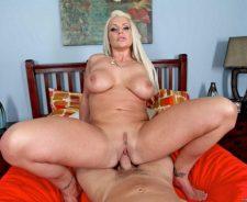PUSSY FUCK Blonde Big Tits