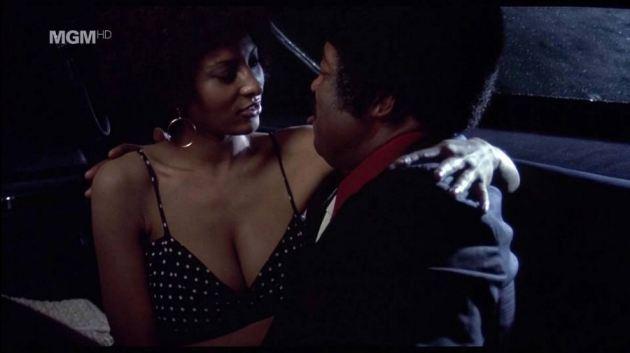 Pam Grier Nude Movie Scenes