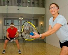 Photos Of Hot Girls Playing Racquetball