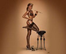 Pin Up Girl Lingerie