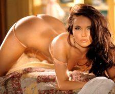 Playboy Playmate Stephanie Larimore Nude