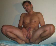 Playgirl Men Erect Hard