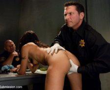 Police Strip Search Porn
