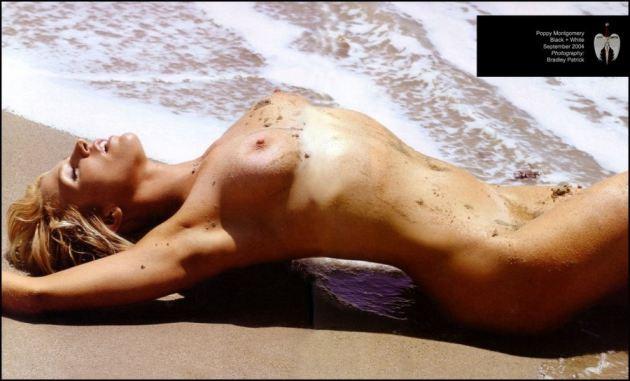 Poppy Montgomery Naked
