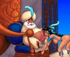 Princess Jasmine Free Porn