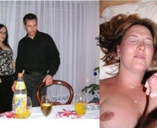 Real Amateur Wife Before And After