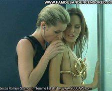 Rebecca Romijn Femme Fatale Scene