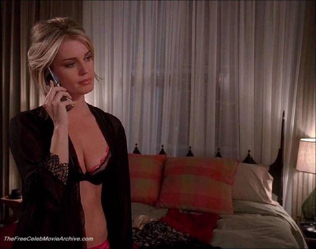 Romijn naked rebecca Rebecca Romijn