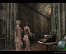 Resident Evil Ashley Naked