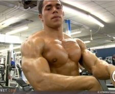 Ripped Teen Muscle