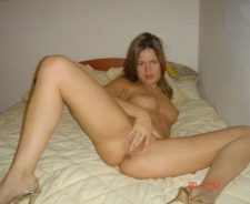 Romanian Hot Housewife Pussy